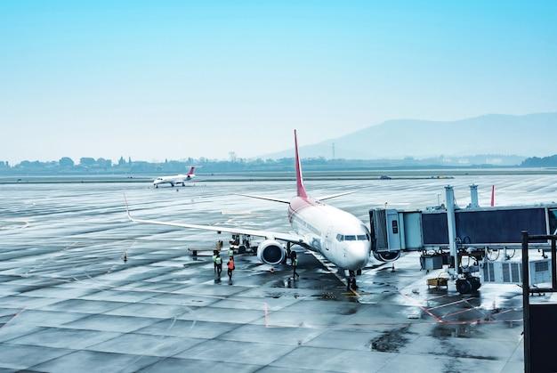 Aeroporto em xangai