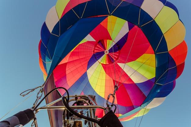Aeróstato com balão