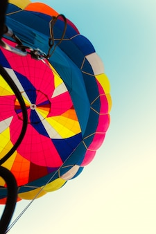 Aerostato de balão de ar