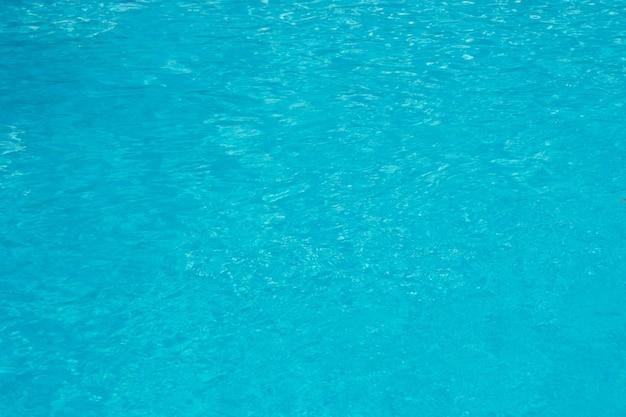 Água azul abstrata para plano de fundo