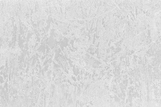 Água congelada de inverno na parede