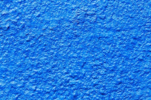 Água do oceano abstrata pintada de textura de parede