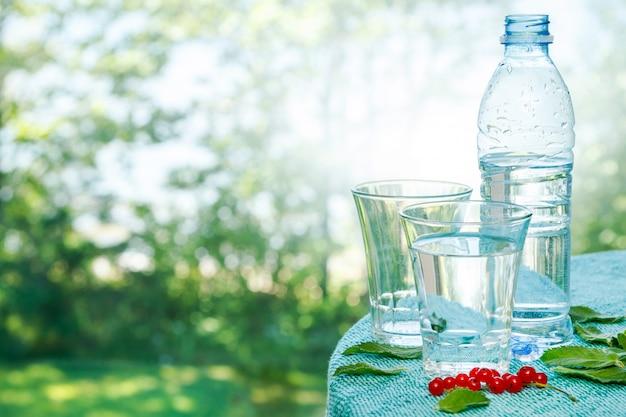 Água e corinto