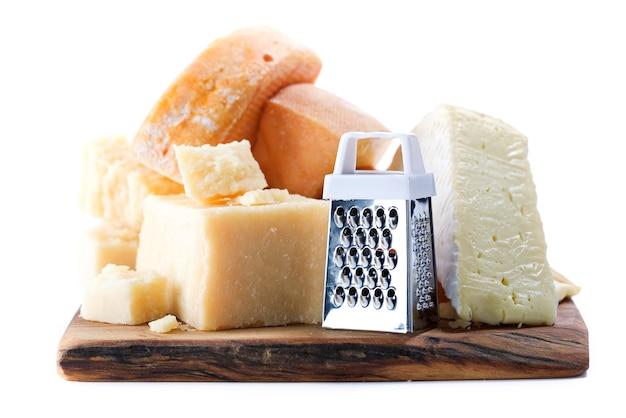 Ainda vida de queijo