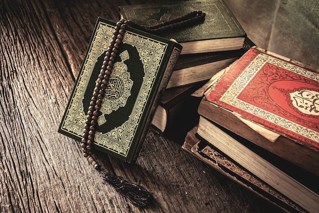 Alcorão, livro sagrado dos muçulmanos