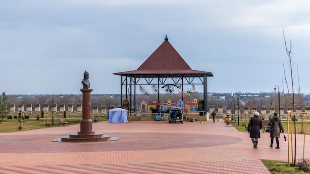 Alexander nevsky park em bender, transnístria