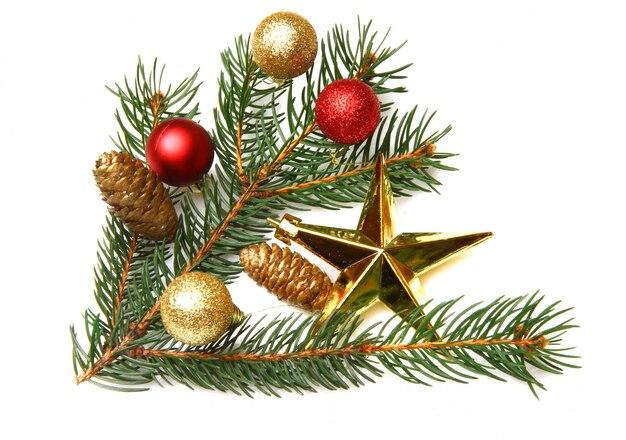 Alguma decoração de natal bonita