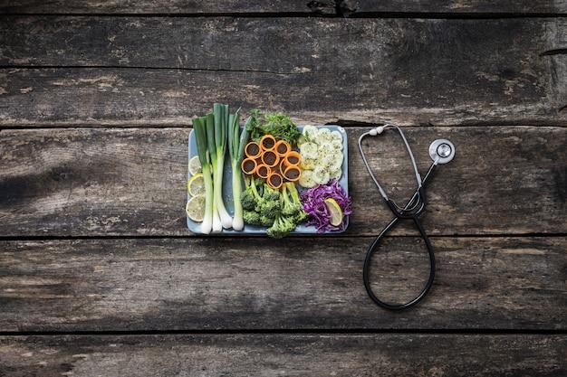 Alimentação e dieta saudáveis