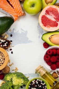 Alimentação saudável ou dieta paleo