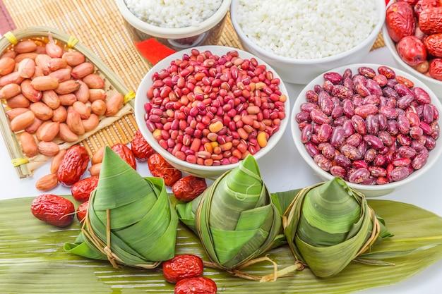 Alimento base oriental celebração china cidade