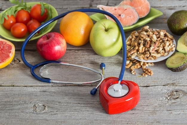 Alimento saudável para o coração