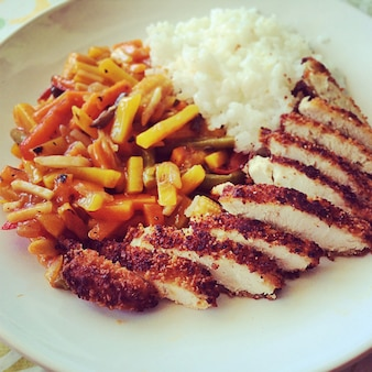 Alimento tradicional tailandês