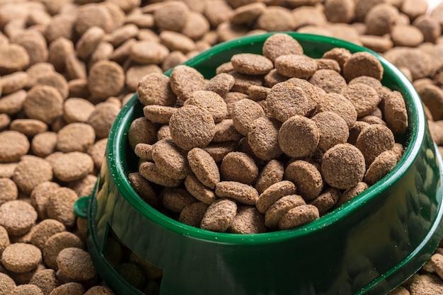 Alimentos secos para cães