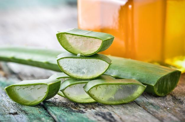 Aloe vera usar em spa para cuidados com a pele