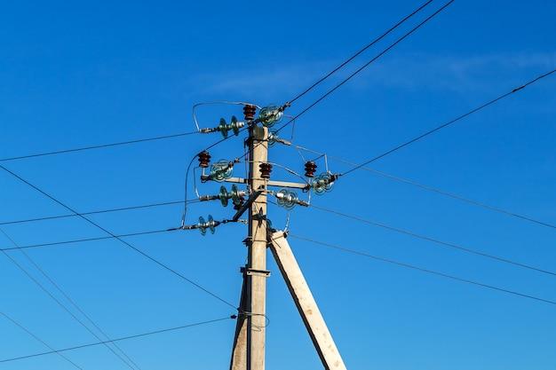Alta resistência a redes elétricas.