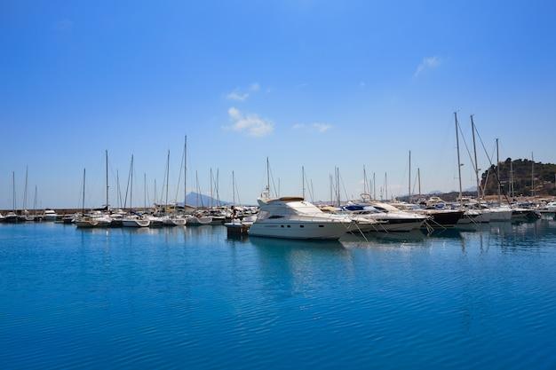 Altea barcos marina porto de greenwich alicante