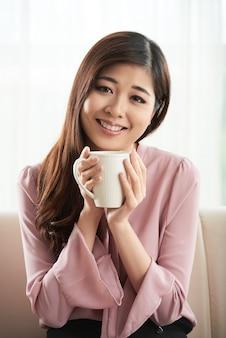 Amante do chá