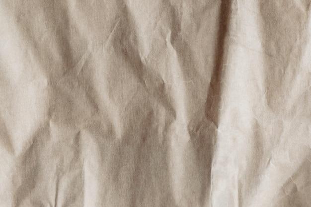 Amassado fundo de papel