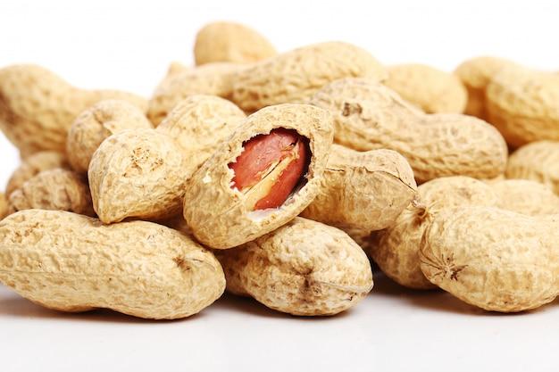 Amendoim fresco