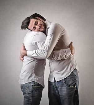 Amizade masculina e apoio