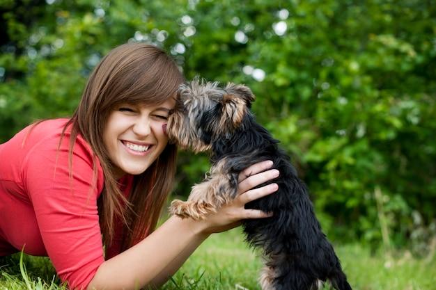 Amor de cachorrinho