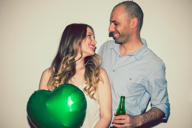 Amor na festa