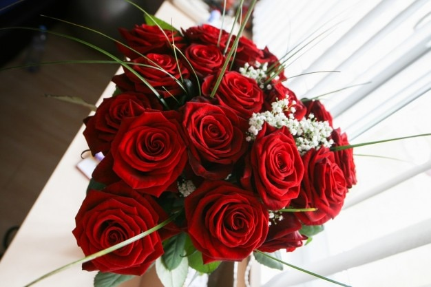 Amor rosas