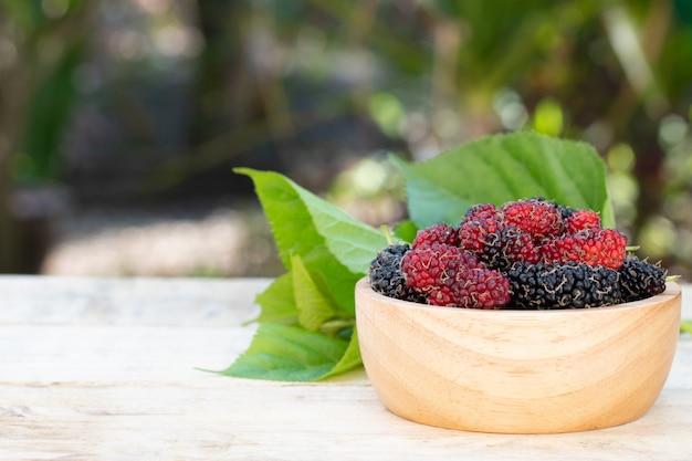 Amora, agricultura, fruta orgânica, alto, vitamina c, de, natureza