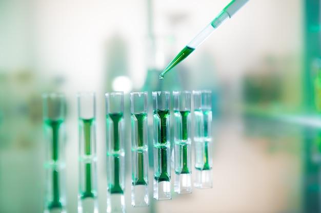 Amostras bioquímicas