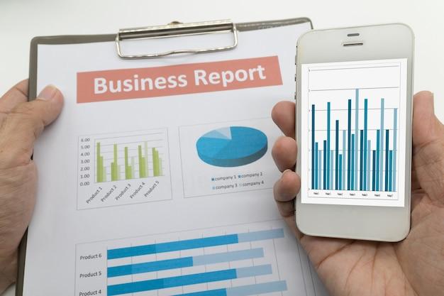 Análise de dados com smartphone