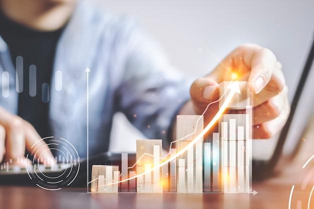 Análise de dados de crescimento de negócios com planejamento de estrutura de banco de dados