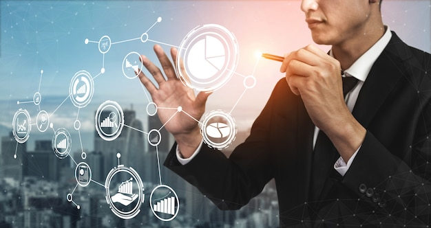 Análise de dados para o conceito de negócios e finanças