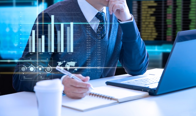 Análise de desempenho de negócios