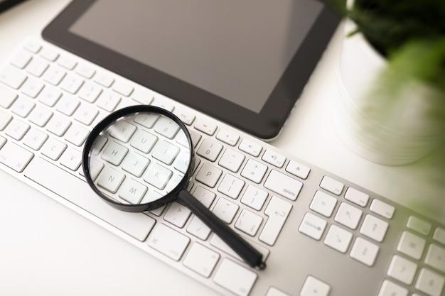Análise de negócios online