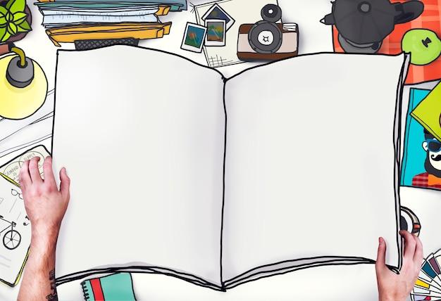 Análise de pesquisa, planejamento, navegação, conceito de planejamento