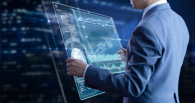 Análise de risco de investimento em negócios