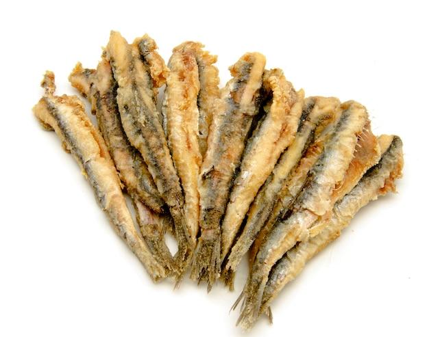 Anchovas fritas