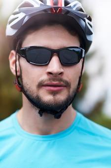 Andar de bicicleta é minha maior paixão