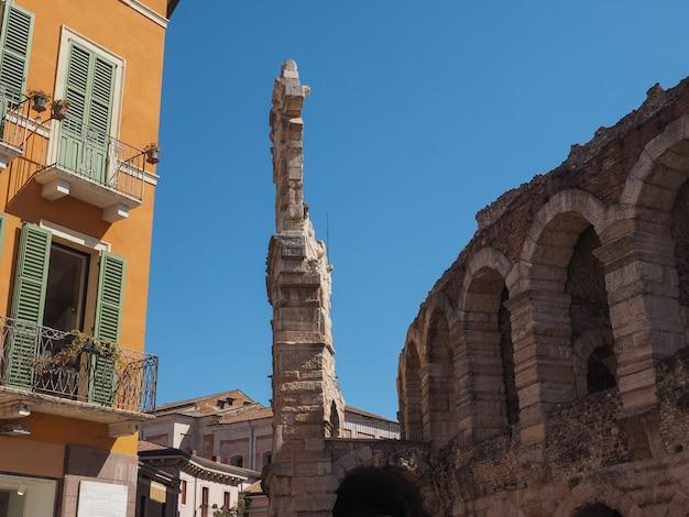 Anfiteatro romano da arena de verona