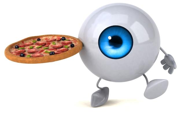 Animação ocular
