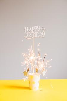 Aniversário ainda vida