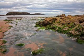 Annestown praia fluxo hdr