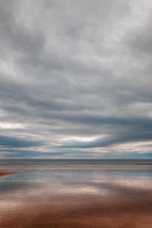 Annestown simples praia