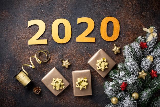 Ano novo de natal 2020