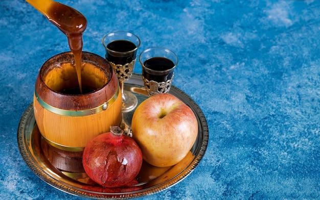 Ano novo judaico de rosh hashaná