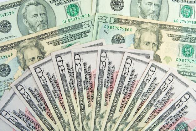 Antecedentes de dólares
