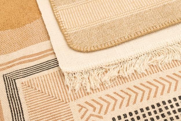 Antecedentes têxteis estéticos, padrão étnico