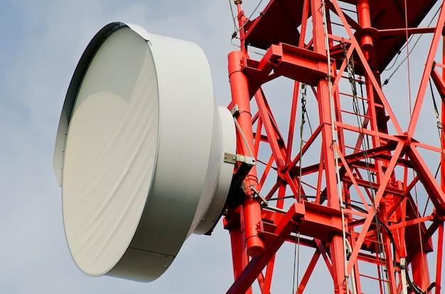 Antena de comunicação