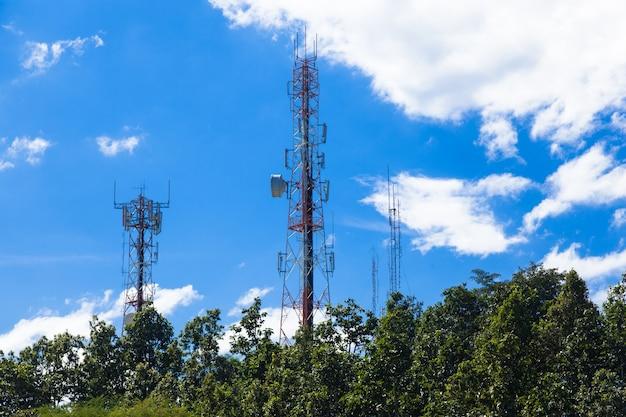 Antena de telecomunicações