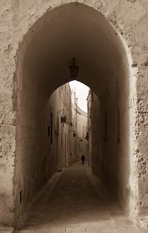 Antiga cidade europeia